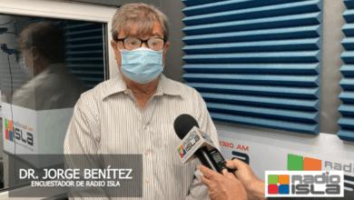 Dr. Jorge Benítez